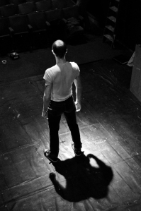 actor-on-stage